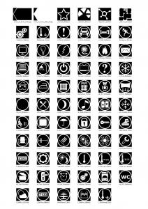 Freies Icon Set für Hausautomatisierung